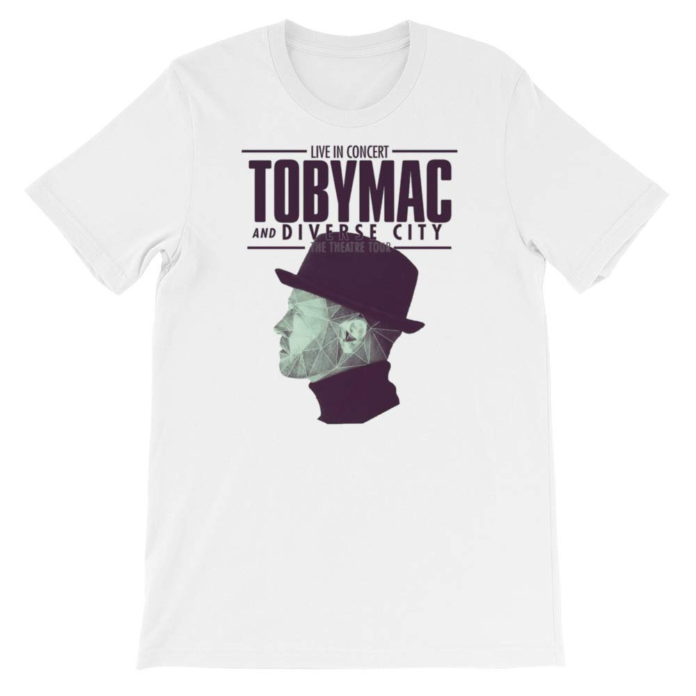 Marent Codde Tobymac Diverse City The Theatre Tour 2019 AMIN Gift Unisex T-Shirt