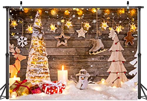 Snow and christmas tree with cones wood Holiday creative decal for new macbook m1 2337 skin a1708 a1534 a1502 macbook sticker 12 inch case