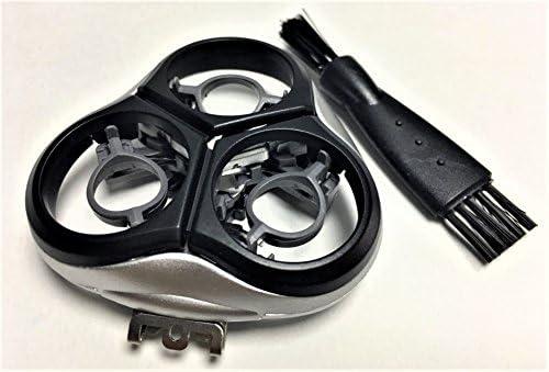 Titular de la Maquinilla de afeitar + Placa Shaver Para Philips Norelco SmartTouch-XL HQ9100 HQ9140 HQ9150 HQ9160 ...
