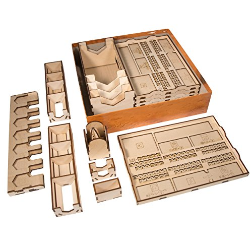 The Broken Token Box Organizer for Terraforming Mars Organizer by The Broken Token