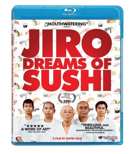 Jiro Dreams of Sushi [Blu-ray] by Magnolia Home Entertainment
