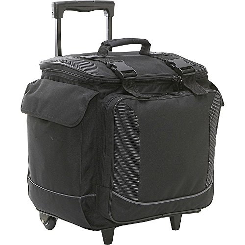 Travelwell 12 Piece Polyester Bottle Limo Wine Case Tote