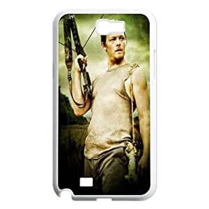 TV series The Walking Dead PC Hard Plastic phone Case Cover For Samsung Galaxy Note 2 Case ZDI009967