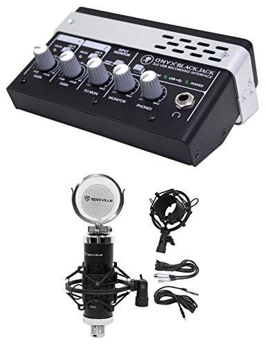 8 interface mixer mackie - 9