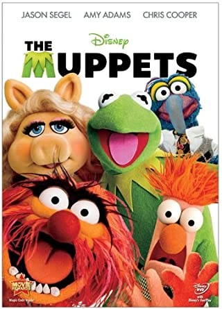 The Muppets Dvd 2012
