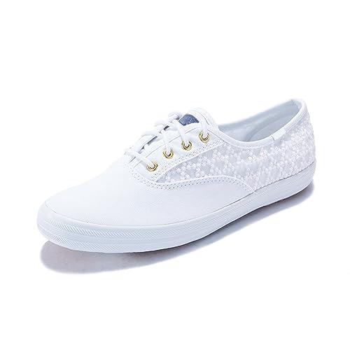 Lona Zapatos Mujer Blancos Sandales De Verano m0w8nvN