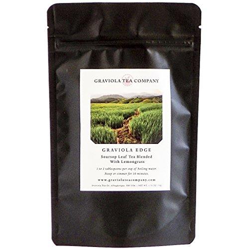 Graviola Edge - Soursop Leaf Tea Blended With Lemongrass