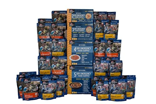 Mountain House MH 14 Day Emergency Food Supply, 100 total servings, Freeze Dried Meals just add water, 25 year Shelf Life with bundled with Extended Outdoors Equipment Satisfaction Guarantee by Mountain House (Image #4)