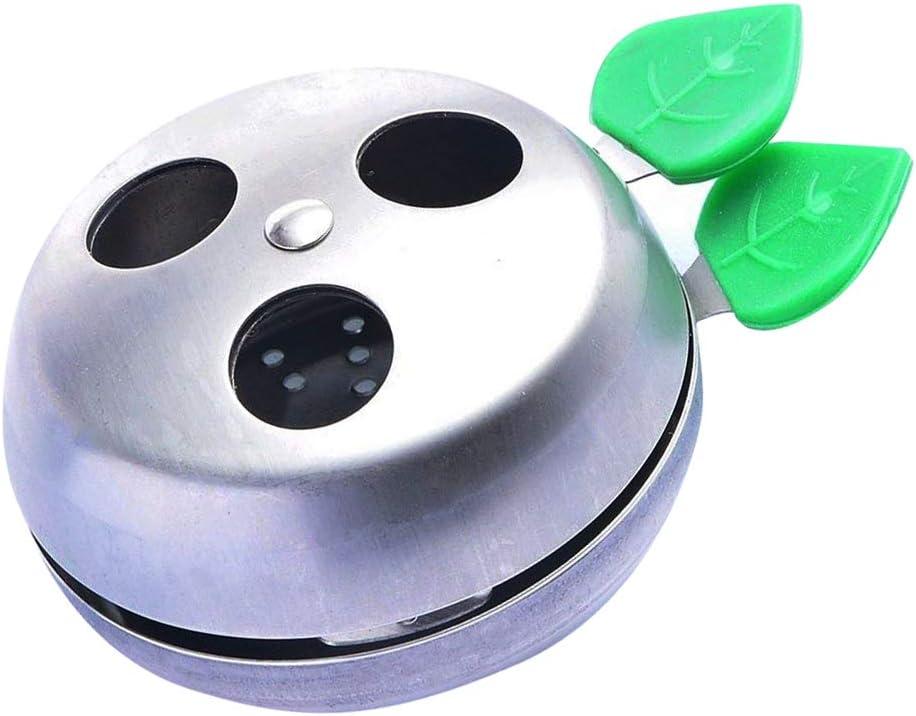 Gestor de calor para cachimba o Shisha Regulador de carbon Hookah Accesorios acero inoxidable Provost