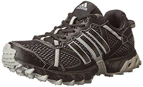 Scarpa Adidas Thrasher 2 M - Nero / Argento Metallizzato (uomo)