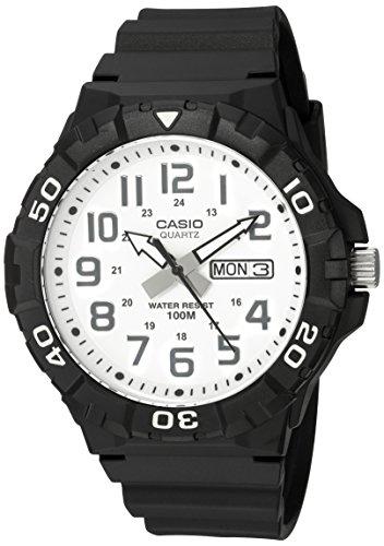 Casio Men's Tough Solar Quartz Watch with Resin Strap Review