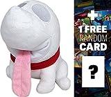Polterpup: ~7'' Super Mario Bros Mini-Plush + 1 FREE Official Super Mario Bros Fun Card Bundle