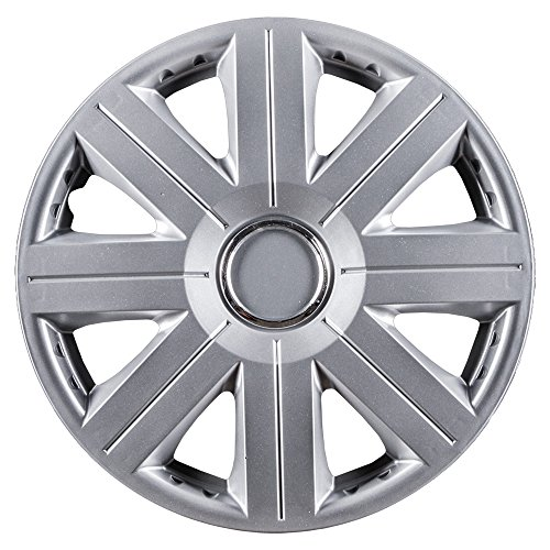 Cora 40544 4 Alulook Cosmos Wheel Trims, 14 Inches