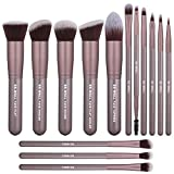BS-MALL(TM) Makeup Brushes Premium 14 Pcs Synthetic