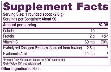 Reserveage, Collagen Replenish Powder, Skin and Nail Supplement, Supports Collagen and Elastin Production, Paleo, Keto, 8.25 oz (90 Servings)