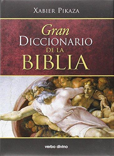 Descargar Libro Gran Diccionario De La Biblia Xabier Pikaza