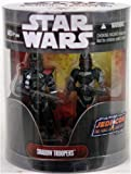: Star Wars Saga 2008 Jedi Con Exclusive Shadow Troopers
