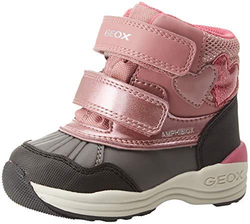 Gulp para Abx Niñas A Botas dk B C8006 Geox Pink Girl New Bebé ZxEES8