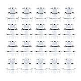 TOOGOO 20 nylon Wheel Lug Nut Covers for S10 for Sonoma 15661036