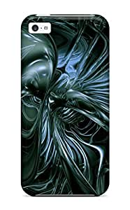 Excellent Design Abstract For 3d Password Phone Case For Iphone 5c Premium Tpu Case
