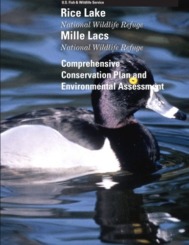 Rice Lake and Mille Lacs National Wildlife Refuges Comprehensive Conservation Plan