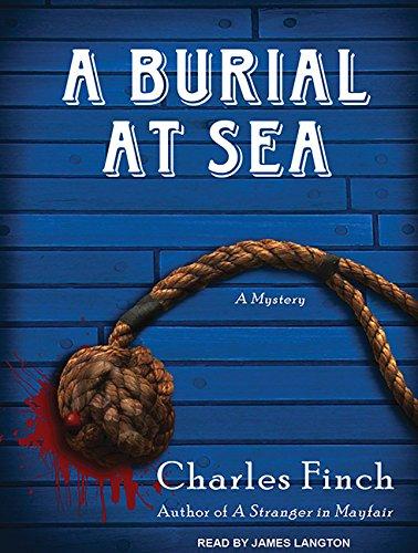 Download A Burial at Sea (Charles Lenox Mysteries) pdf epub
