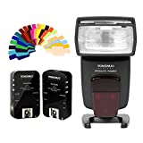 Yongnuo YN568EX TTL Wireless Flash Speedlite+YN622N Flash Trigger for Nikon DSLR Cameras