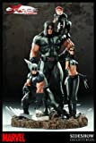 Sideshow Collectibles X-Force Exclusive Diorama
