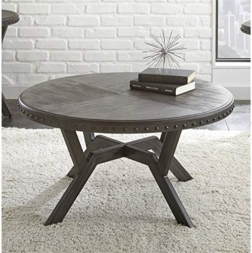 BOWERY HILL Round Coffee Table
