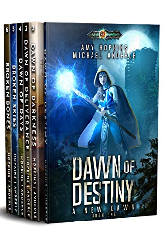 A New Dawn Omnibus: Complete Series Boxed Set ()