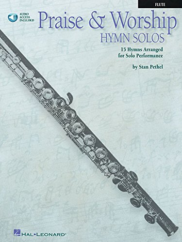 Praise & Worship Hymn Solos: Flute Play-Along Pack (Come Thou Fount Of Every Blessing Sheet Music)
