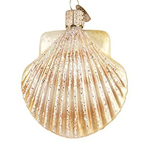 51Iadjwz4kL._SS300_ 100+ Best Seashell Christmas Ornaments