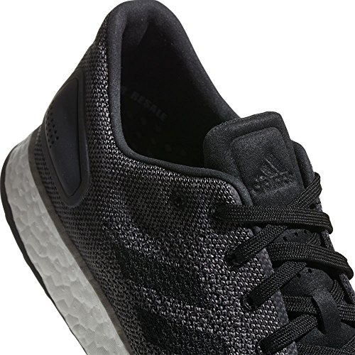 adidas Pureboost DPR, Chaussures de Running Homme Noir (Core Black/Core Black/Dgh Solid Grey)