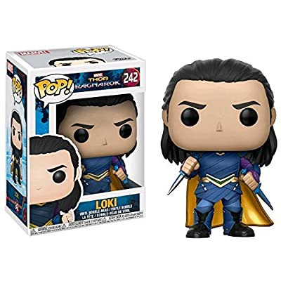 Pop! Marvel: Thor Ragnarok - Loki Sakaarian: Funko Pop! Marvel:: Toys & Games
