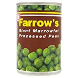 Farrow's Giant Marrowfat Processed Peas (300g) - Pack of 6