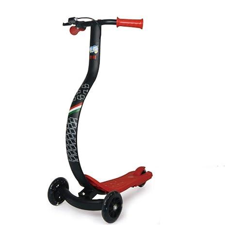 CZALBL Toy Scooter, 2-6 años de Edad, un Andador de Juguete de ...