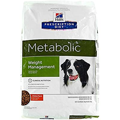 Hill'S Prescription Diet Metabolic Canine Dry Dog Food, 17.6-Lb Bag