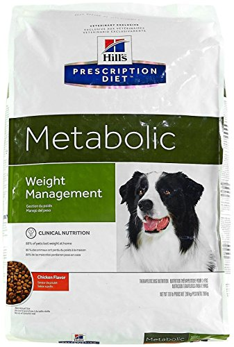 Hill's Prescription Diet Metabolic Canine Dry Dog Food, 17.6-lb bag