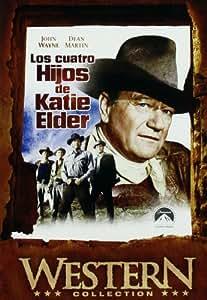 Los cuatro hijos de Katie Elder [DVD]