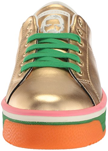Sneaker Multi Sole Women's Jacobs Empire Gold Color Multi Green Marc fgqaBYwf