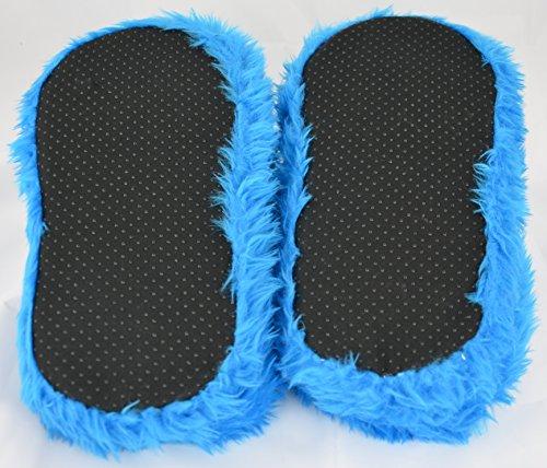 Las Zapatillas Sesamo De Azulón Monstruo Barrio Galletas xwXpqtpB