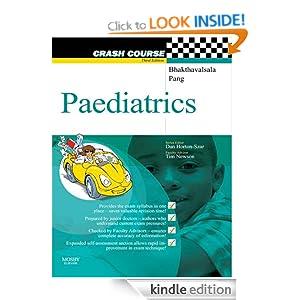 Paediatrics (Crash Course) Shyam Bhakthavalsala