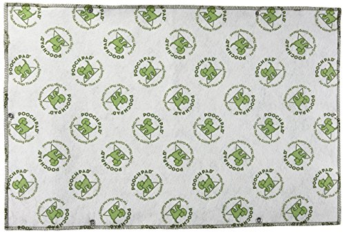 Pooch Pads PP16241 White PoochPad Interlocking, 16 x 24 For Sale