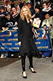 Posterazzi Poster Print Collection EVC0825MRANZ003 Kate Bosworth at Talk Appearance for Tues-The Late Show with David Letterman