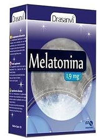 Melatonina 60 comprimidos de Drasanvi: Amazon.es: Salud y cuidado personal