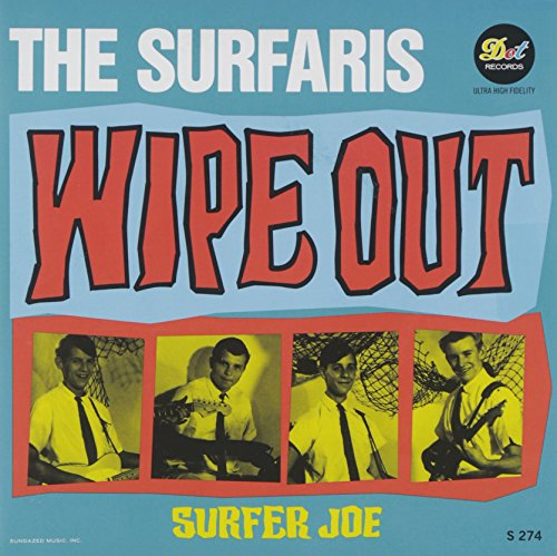 Price comparison product image Wipe Out \ Surfer Joe
