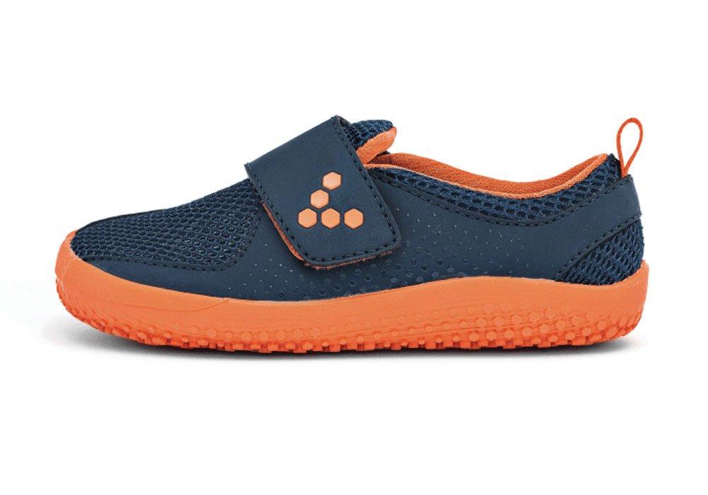 Chaussures Vivobarefoot Primus Kids Navy Orange