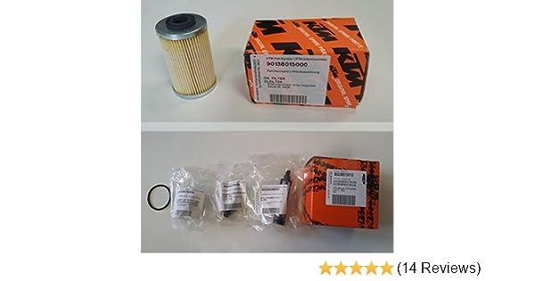 Amazon.com  NEW KTM OIL FILTER SERVICE KIT 2014 2015 2016 RC 390 DUKE  90238015010  Kitchen   Dining 0657825de