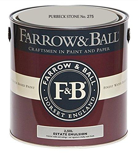 Farrow Ball Estate Emulsion 25 Liter Purbeck Stone No 275