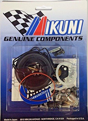 Mikuni Rebuild Kits (Genuine Mikuni Carburetor Rebuild kit for 2001-2005 Yamaha Raptor 660 MK-BSR33-41)
